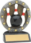 All-Star Resin Trophy -Bowling All Star Resin Trophy Awards