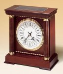 Mantle Clock with Westminster Chimes Executive Gift Awards