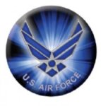 Ball Marker Air Force Golf Awards