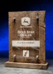 Barnwood Square Rectangle Awards